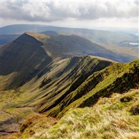 Forest of Dean - Brecon Beacons