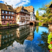 The Alsace Wine Route, France