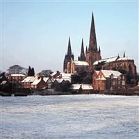 Christmas in Warwickshire