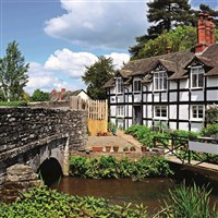 Heart of England, Malvern & Worcester