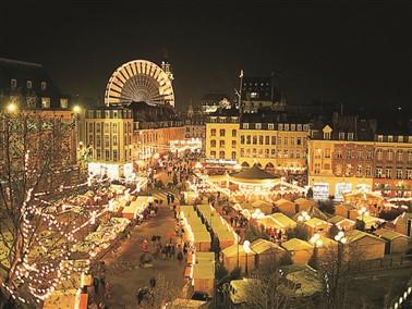 Lille Christmas Market via Eurotunnel