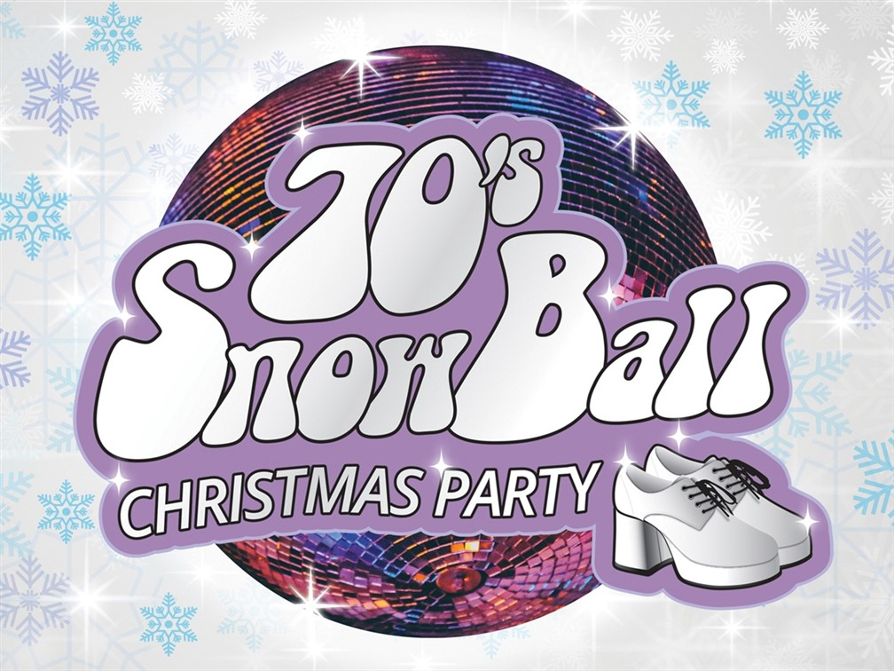 The 70's Snow Ball Christmas Party Lunch