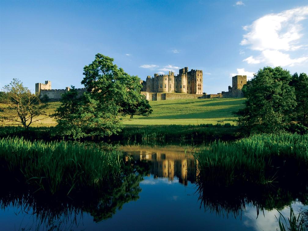 Alnwick Castle River Courtesy of Alnwick Castle