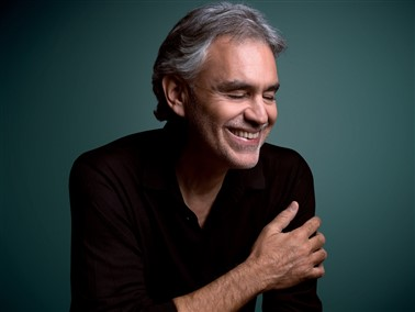Andrea Bocelli, Resorts World Arena, Birmingham