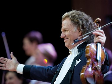 André Rieu & his Orchestra in Birmingham
