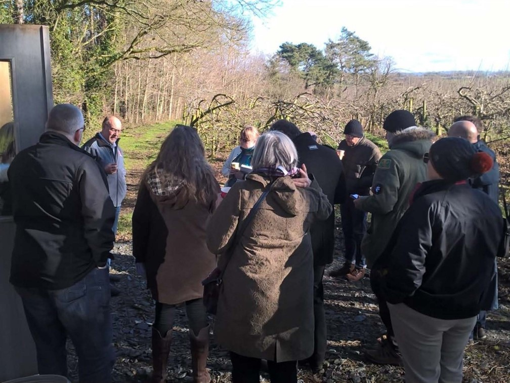 Armagh Cider - Orchard Tour