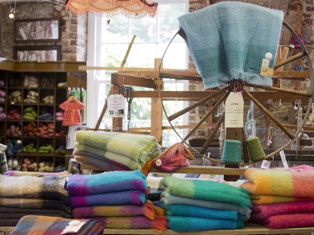 Avoca Handweavers - ©Tourism Ireland