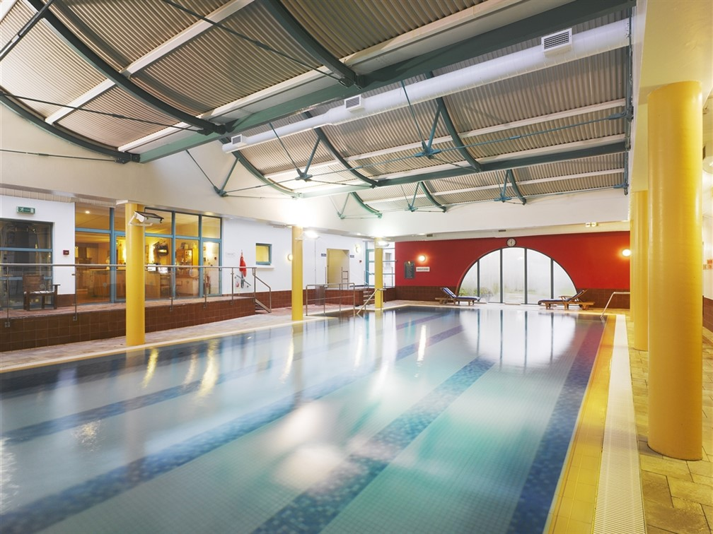 Ballymascanlon House Hotel Pool