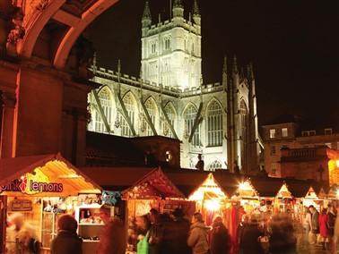 Bath & Bristol Christmas Market