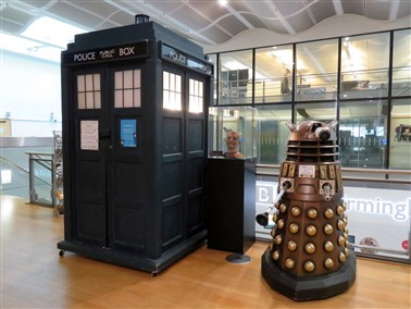The Archers, Daleks and more at BBC Birmingham