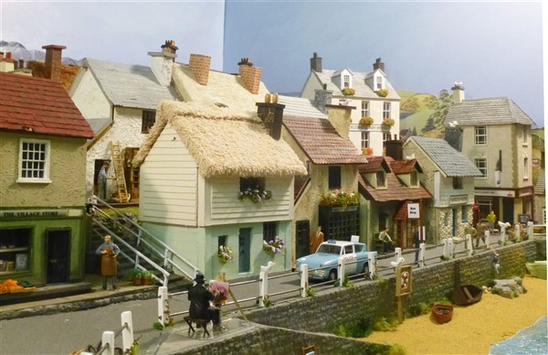 Kensington Dollshouse Festival, London