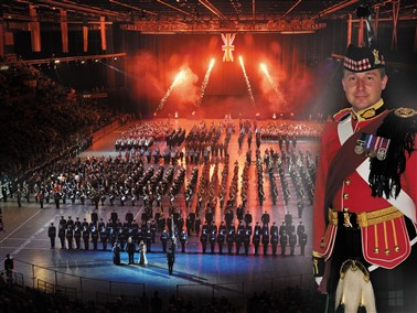 Birmingham International Tattoo, Birmingham Arena