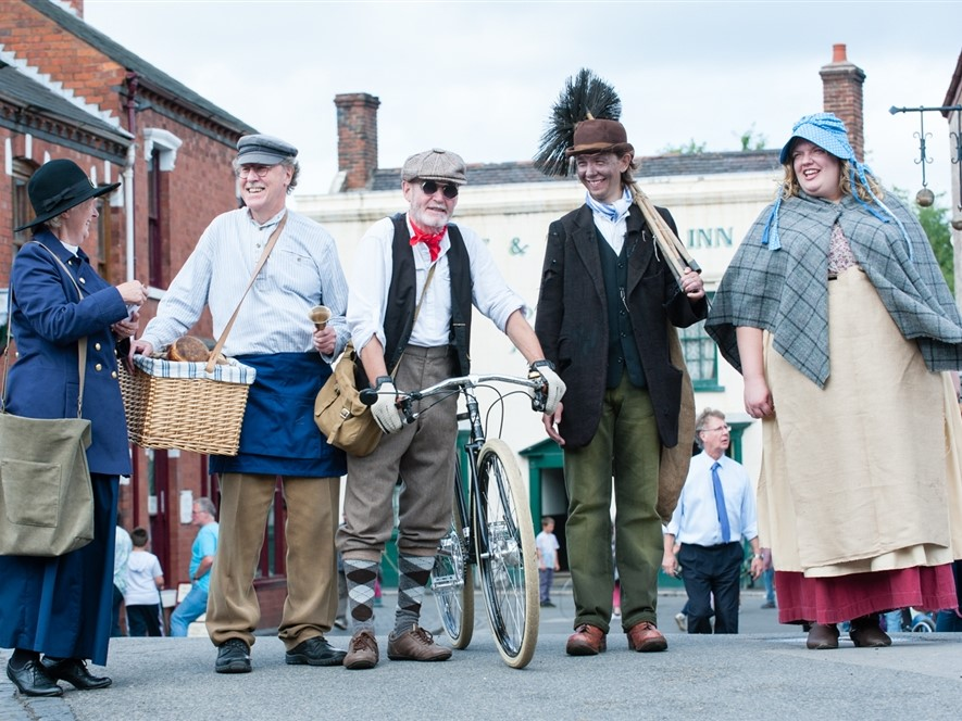 Black Country Living Museum People