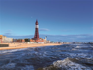 Blackpool Illuminations & 'The Big Ticket'