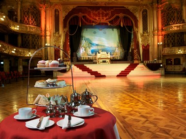 Blackpool Illuminations & Blackpool Tower Ballroom