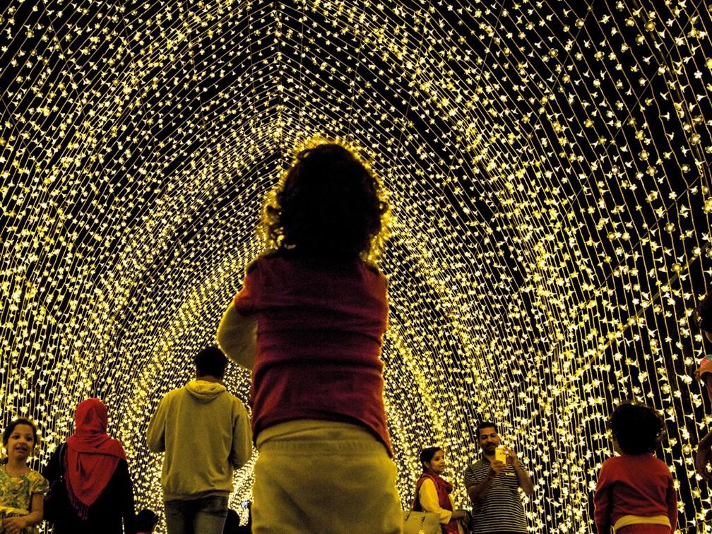 Blenheim Palace Christmas Trail