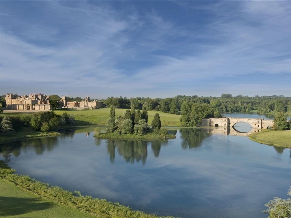 Blenheim Palace Finest View