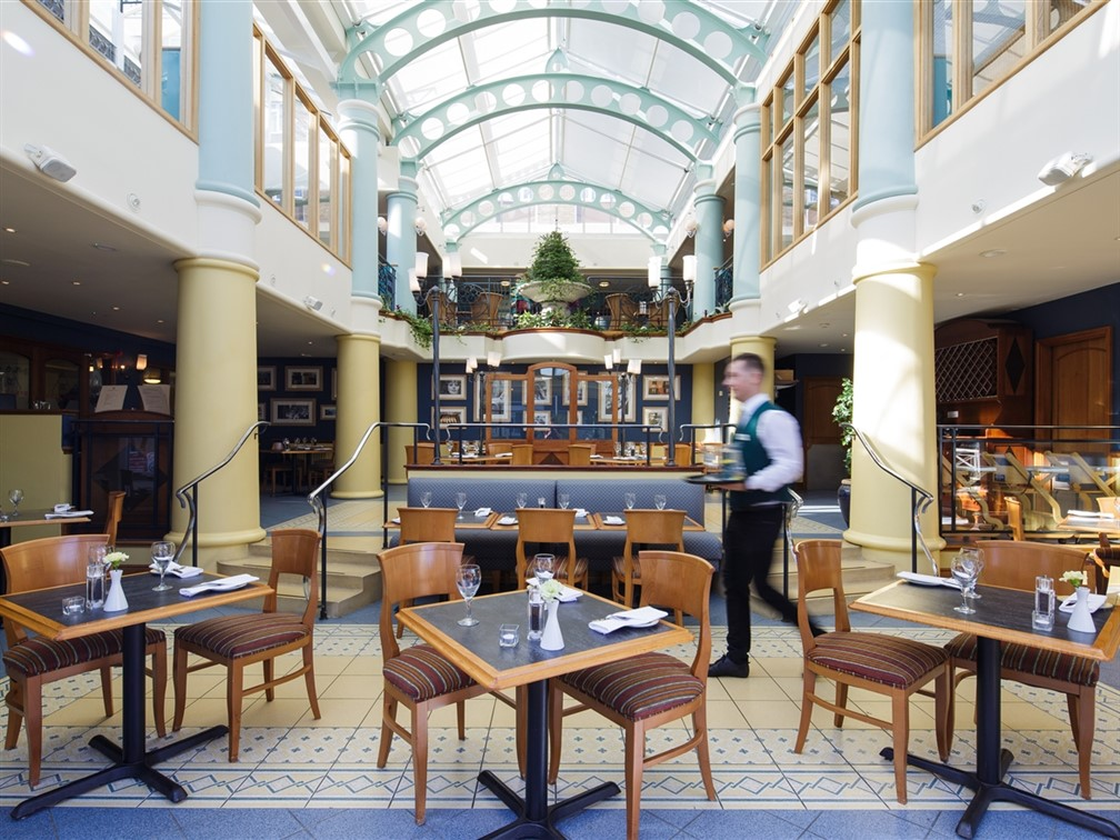 The Merton Hotel - Bonetti's Restaurant