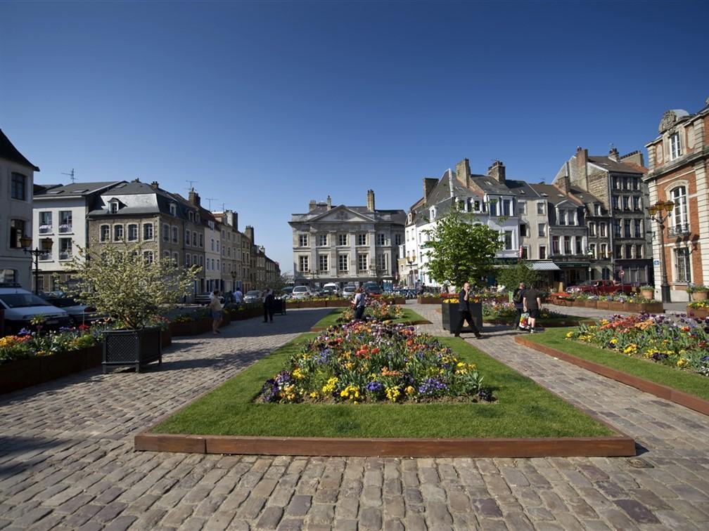 Boulogne-sur-Mer centre ville- ©Geckospake