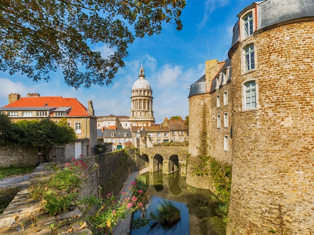 Boulogne-sur-Mer citadel