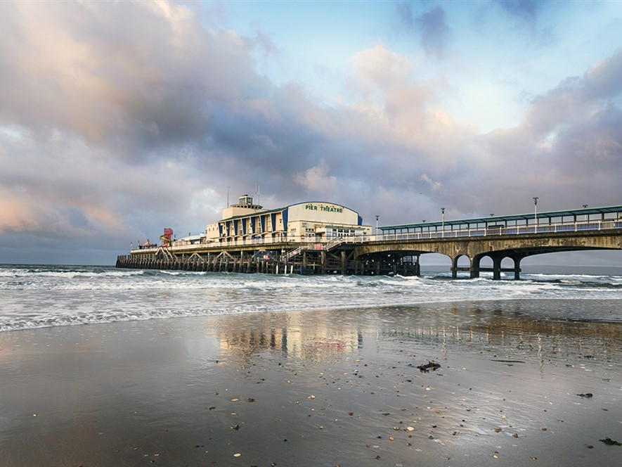 Christmas in Bournemouth
