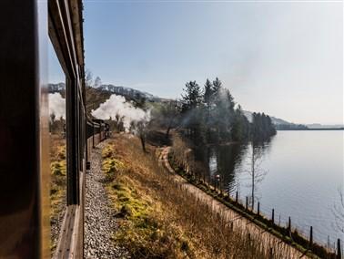 Brecon Mtn Railway Reservoir-Photo by Juliet Eden