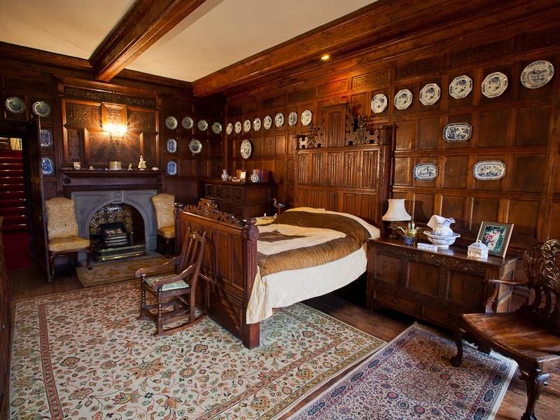 Browsholme Hall - Yellow Room