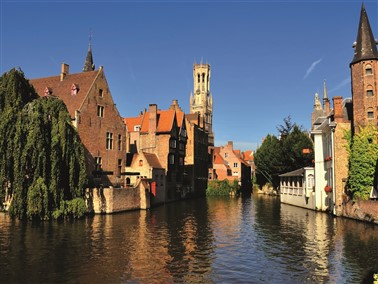 A City Break in Bruges