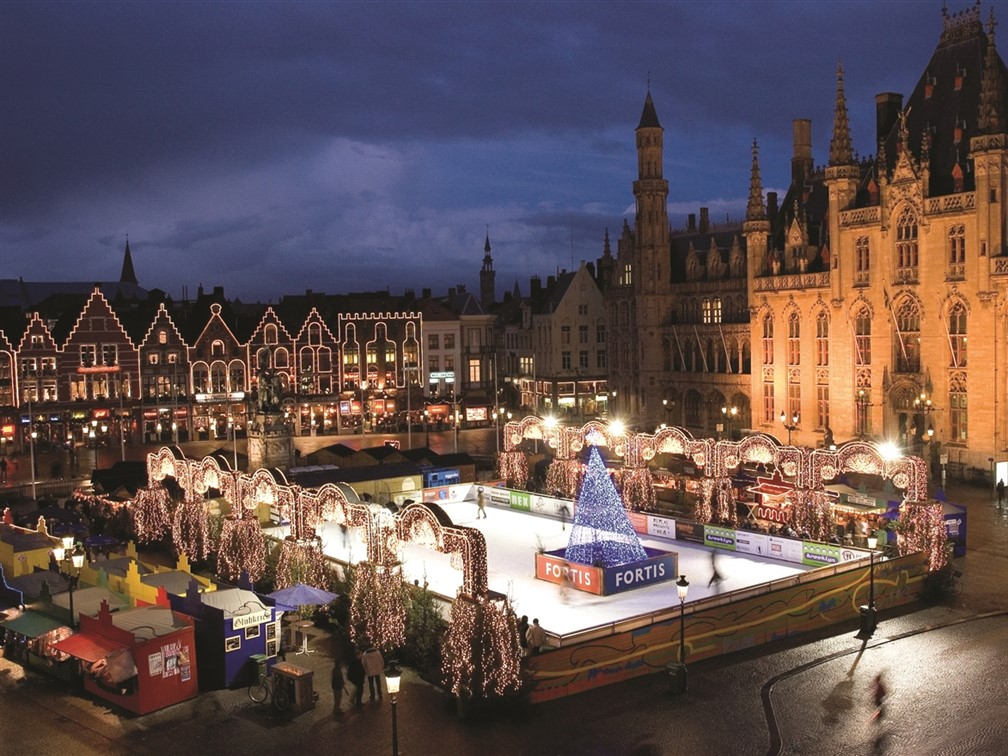Bruge Christmas Markets © VisitFlanders