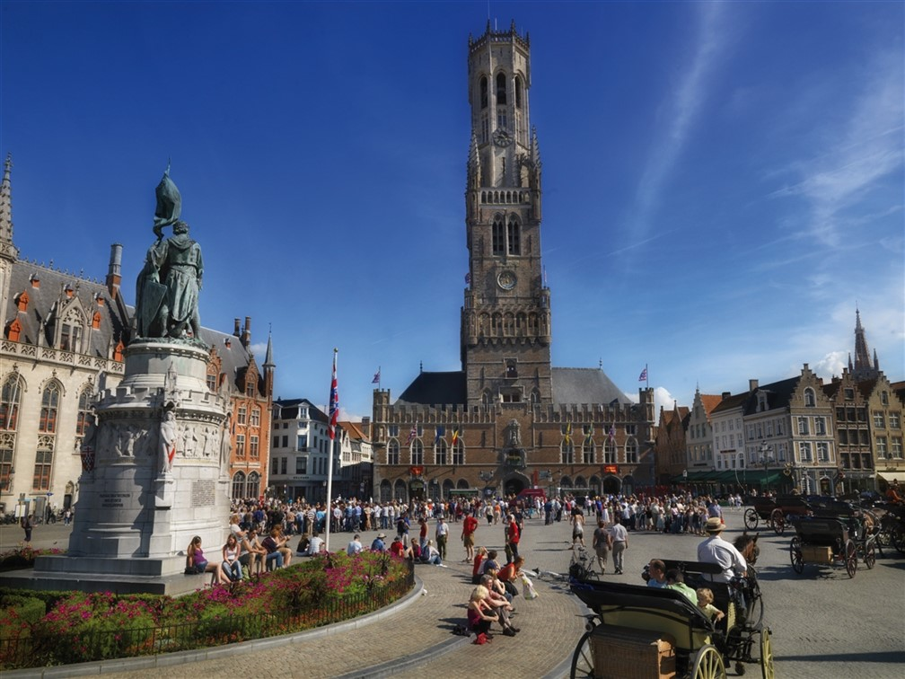A City Break in Bruges