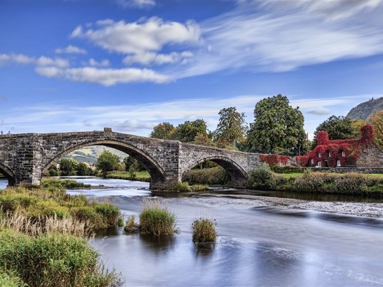 Caernarfon, Pont Fawr