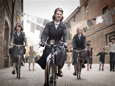 Calling in to Historic Kent & Call the Midwife