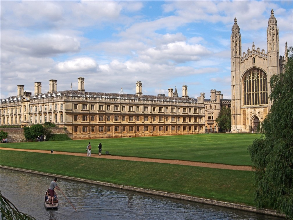 Cambridge University, King's College