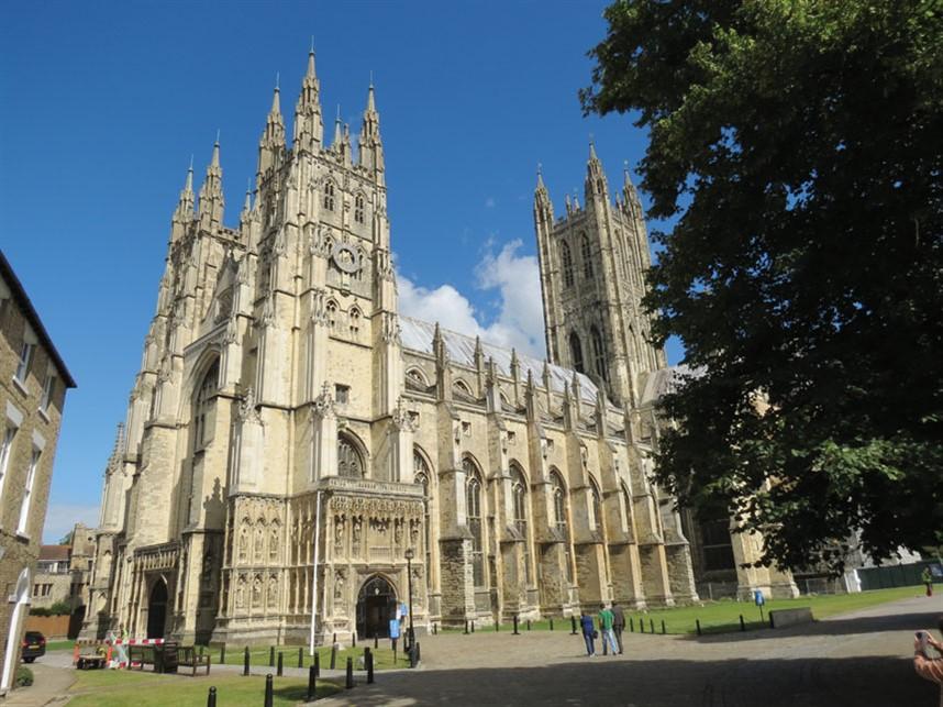 Canterbury © Flickr - Tracey & Doug