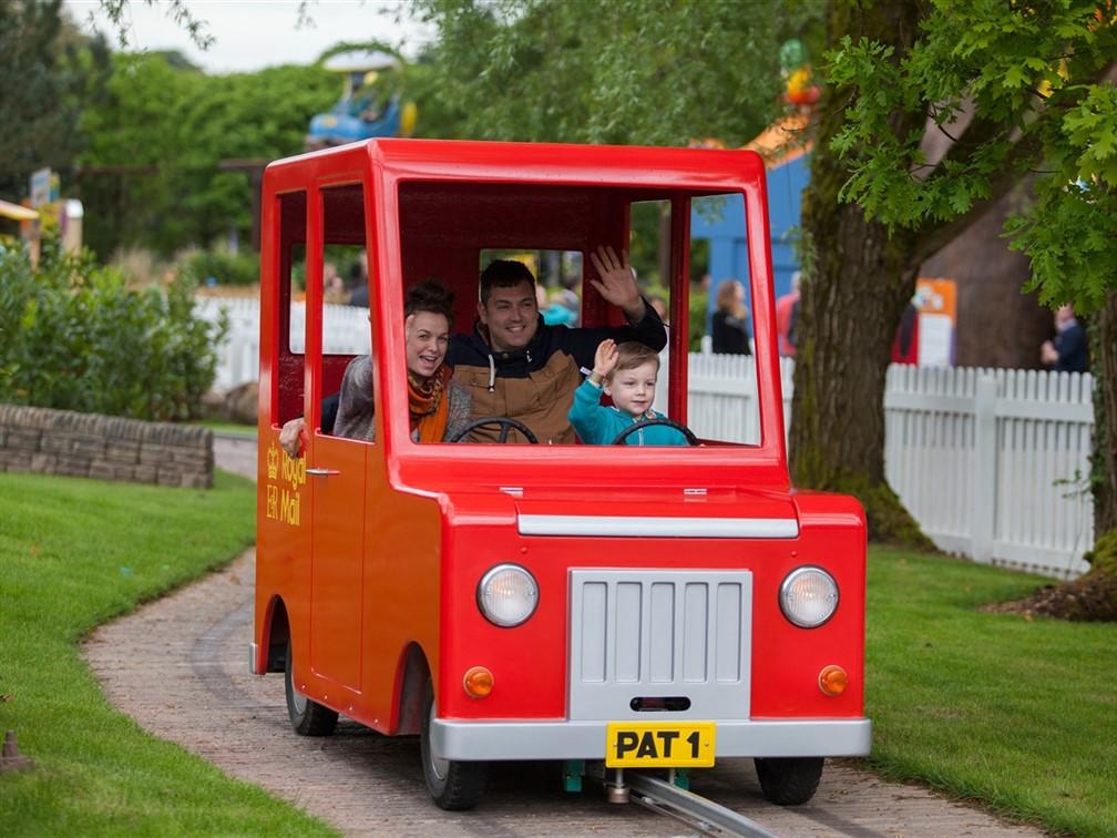 CBeebies Land: Postman Pat
