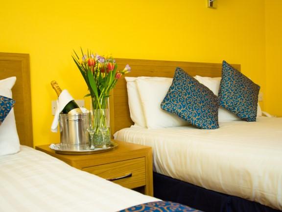 Celtic Royal Hotel Bedroom
