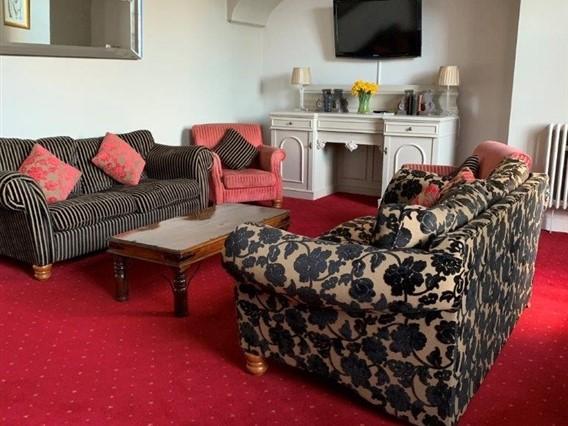 Celtic Royal TV Room