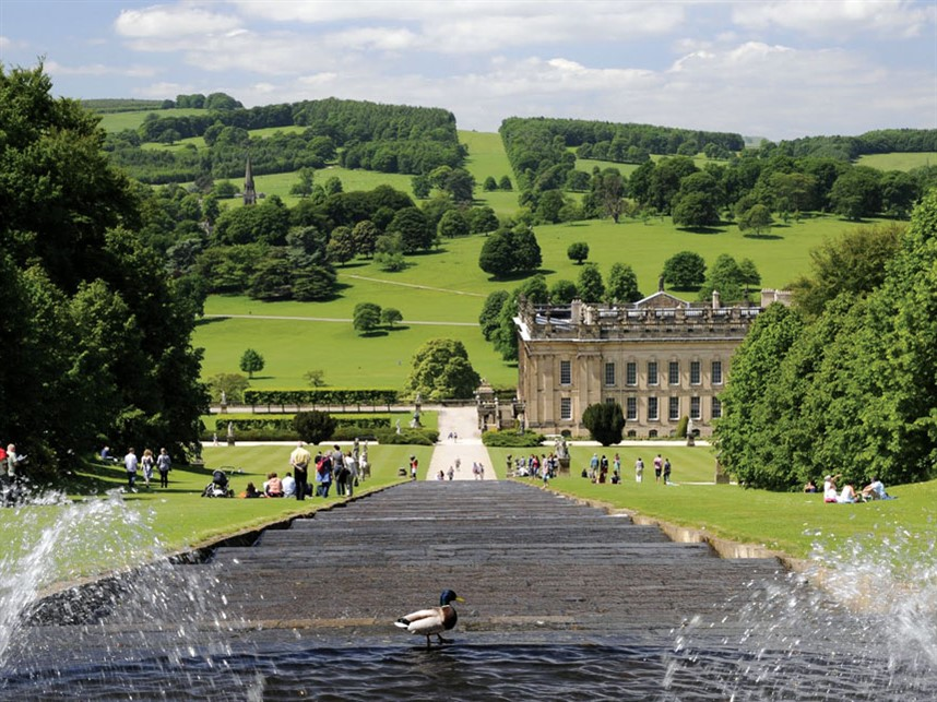 Courtesy of Chatsworth House Trust