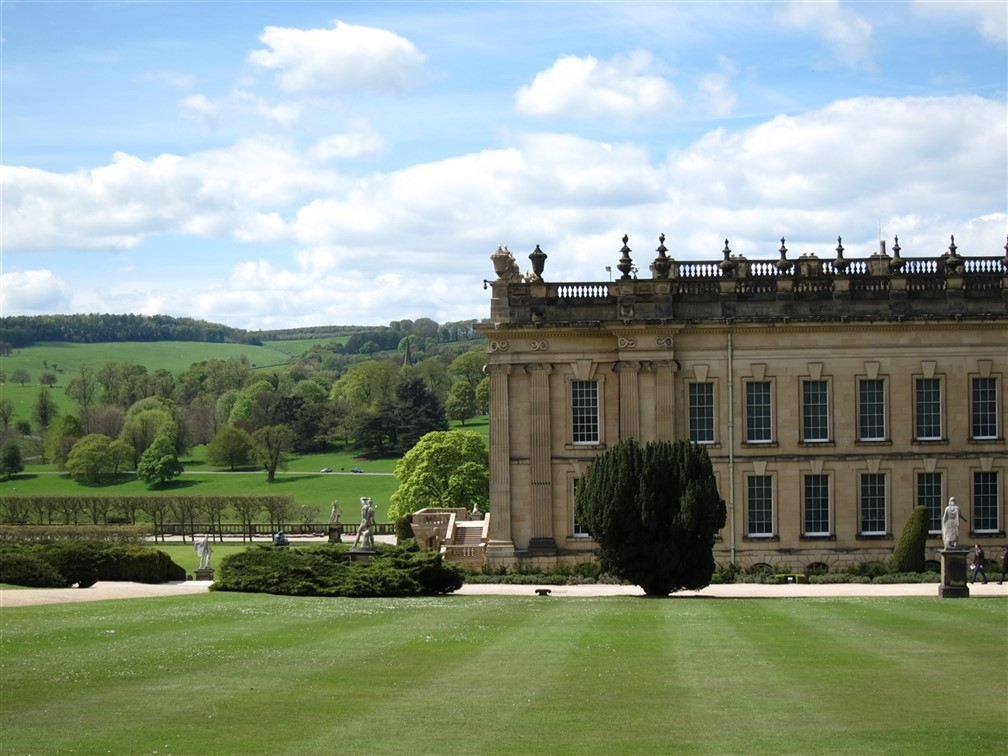 Chatsworth House Copyright Jane Martin