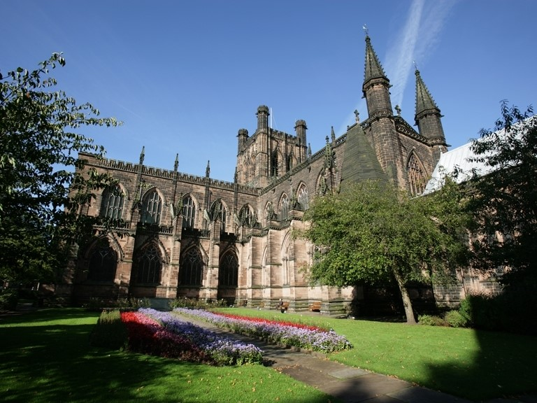 Chester Cathedral - © VisitEngland Marketing Chesh