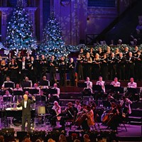 Christmas Carol Sing A Long, Central Hall, London