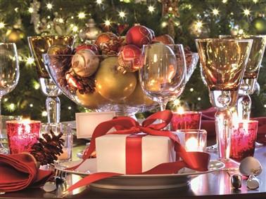 Christmas in Lancashire