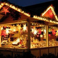 Harrogate & York Christmas Markets