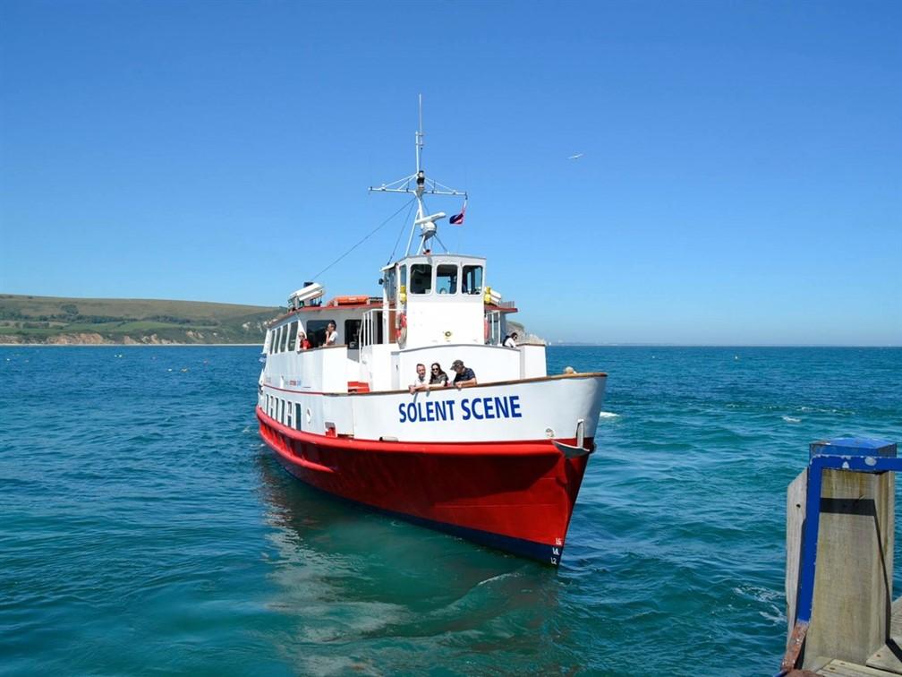 Poole Fish & Chip Cruise