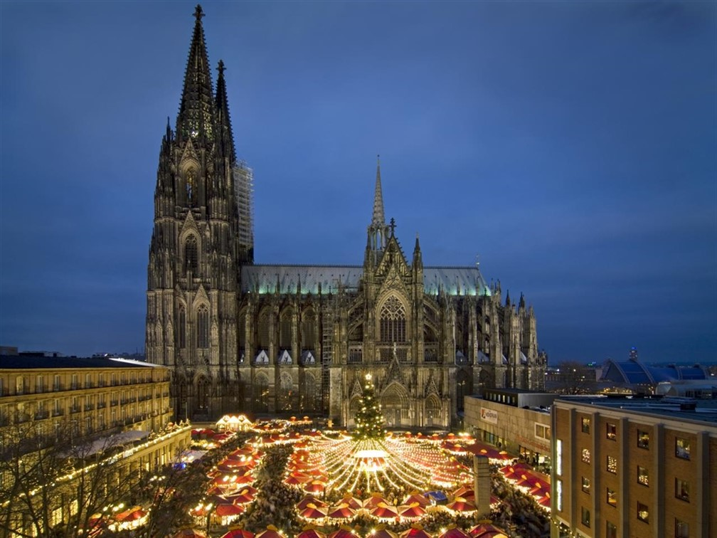 German Christmas Market Cruise