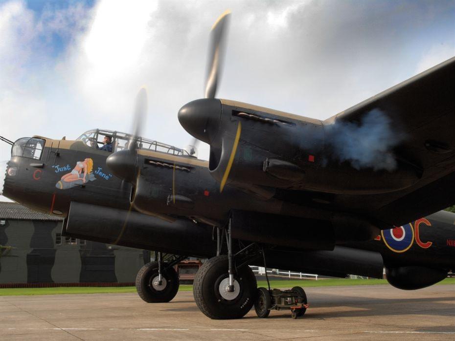 © Lincs Aviation Heritage Centre & Inspiration
