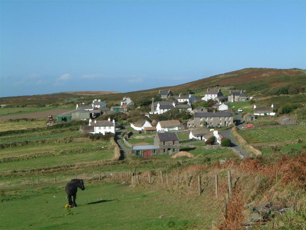 Cregneash View
