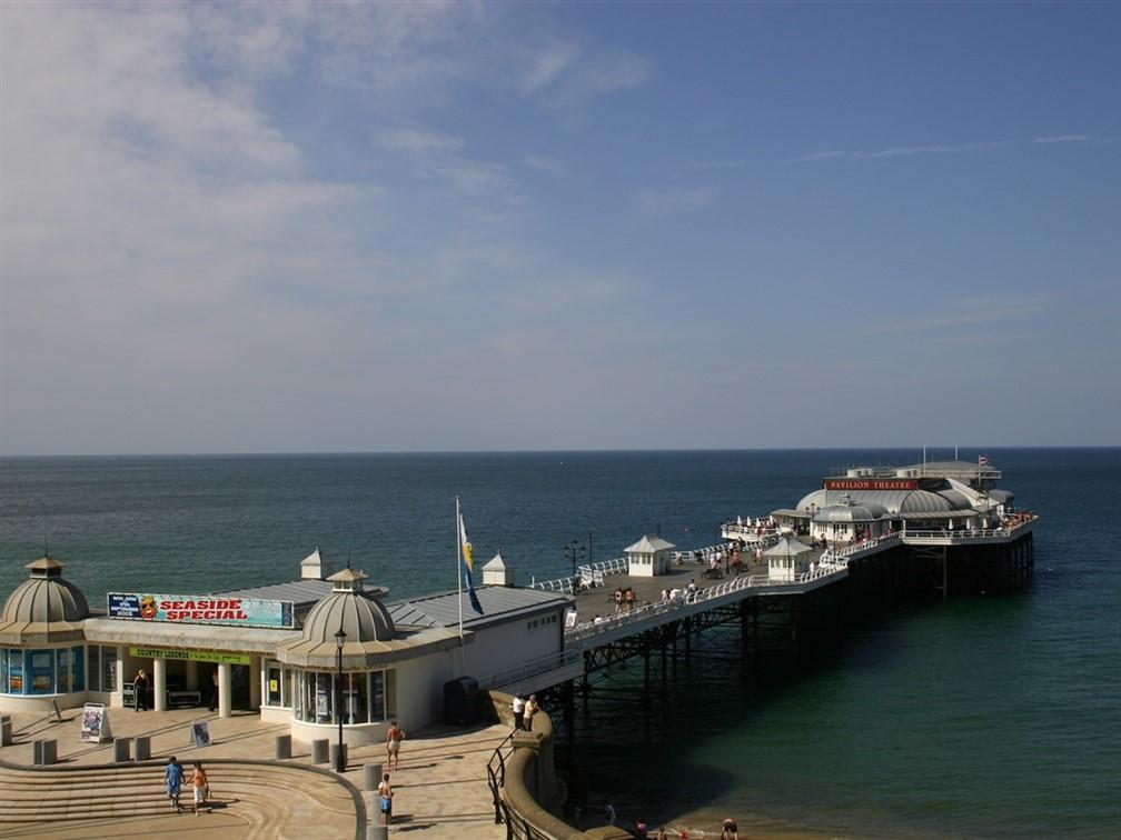Cromer Pier - Visit Norfolk