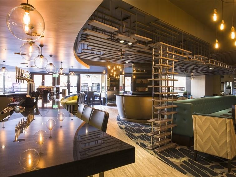 Crowne Plaza Harrogate Lounge