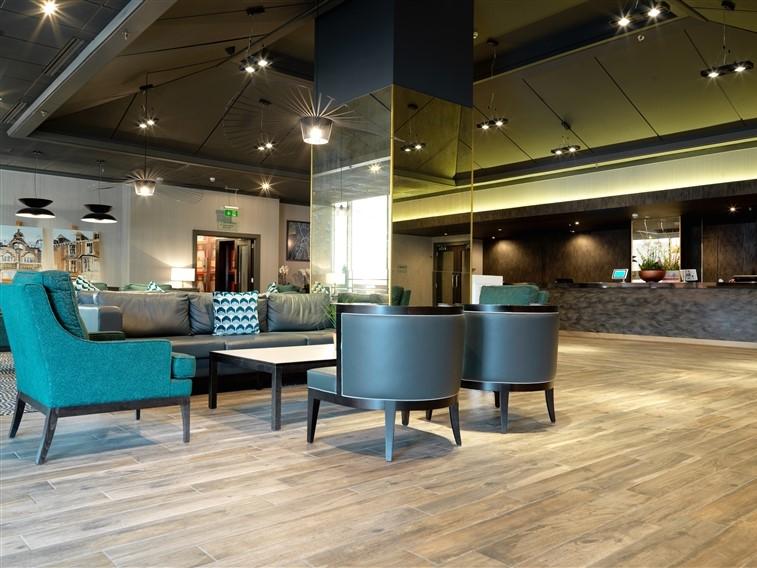 Crowne Plaza Harrogate Reception